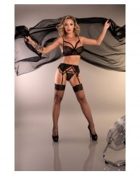Комплект чорний Moridam Livia Corsetti Fashion